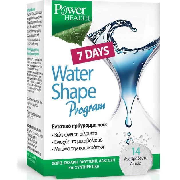 Power Health 7 Days Water Shape 14Effer.Tabs