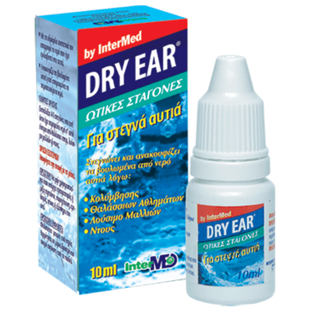Intermed Dry Ear Drops 10ml