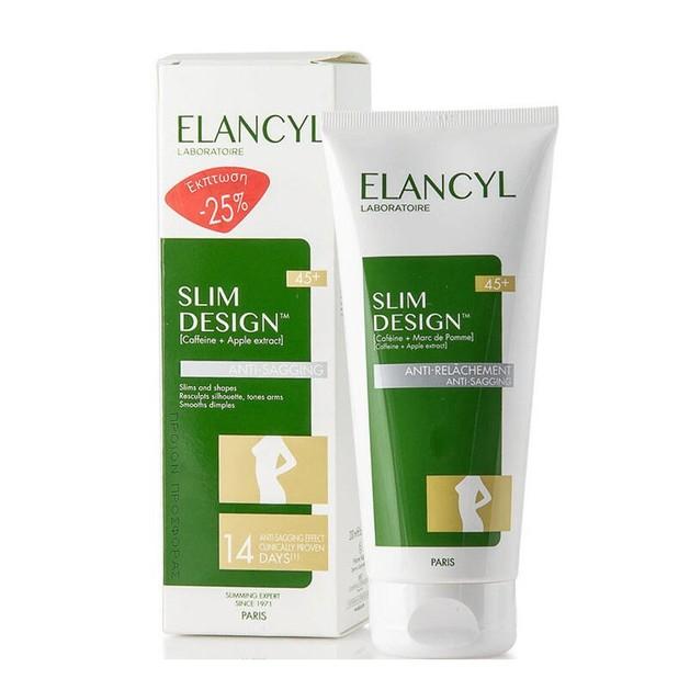Elancyl Slim Design Anti-Sagging Cream 45+ 200ml Promo-25%