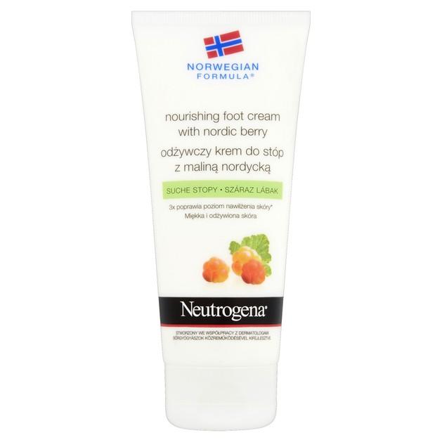Neutrogena Nourishing Foot Cream Θρεπτική Κρέμα Ποδιών με Nordic Berry 100ml