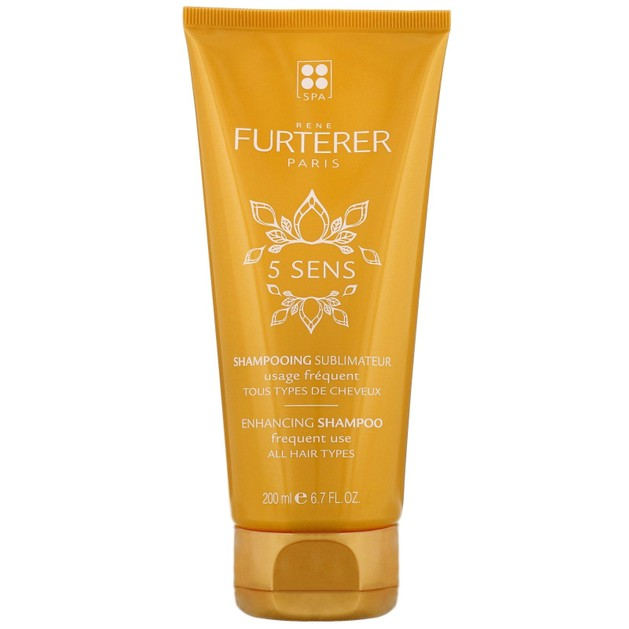 Rene 5 Sens Enhancing Shampoo Σαμπουάν που Απογειώνει τις Αισθήσεις για Κάθε Τύπο Μαλλιών 200ml