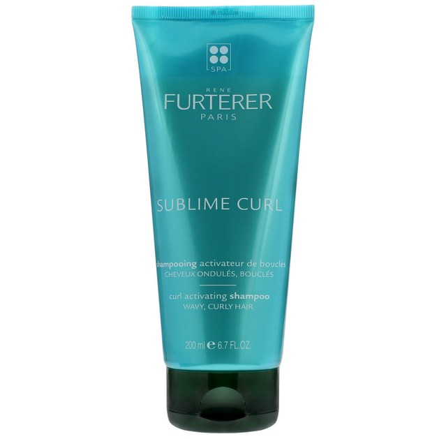 Rene Furterer Sublime Curl Shampooing Activateur de Boucles Σαμπουάν Αναδιαμόρφωσης Μπούκλας 200ml