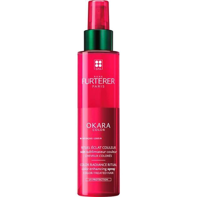 Rene Furterer Okara Color Rituel Eclat Couleur Spray Φροντίδα Διατήρησης του Χρώματος Χωρίς Ξέπλυμα για Βαμμένα Μαλλιά 150ml
