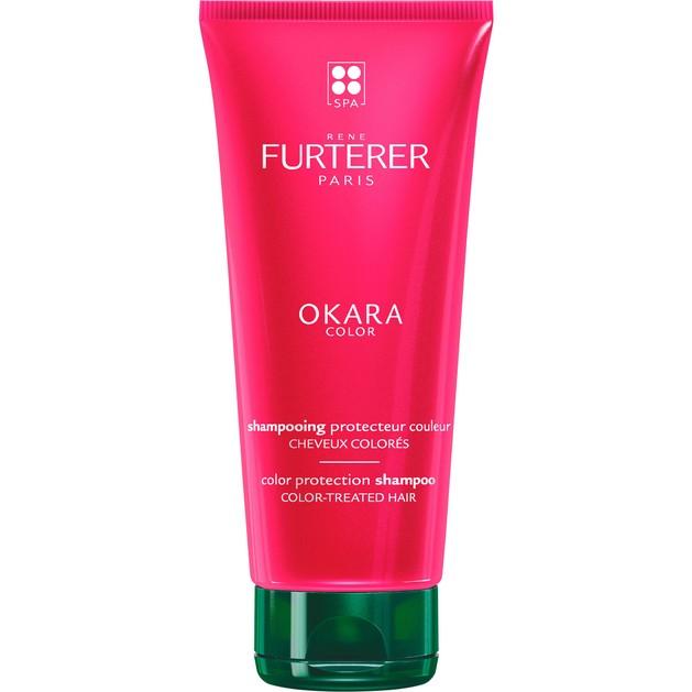 Rene Furterer Okara Color Rituel Eclat Couleur Shampooing Σαμπουάν Προστασίας του Χρώματος για Βαμμένα Μαλλιά 200ml