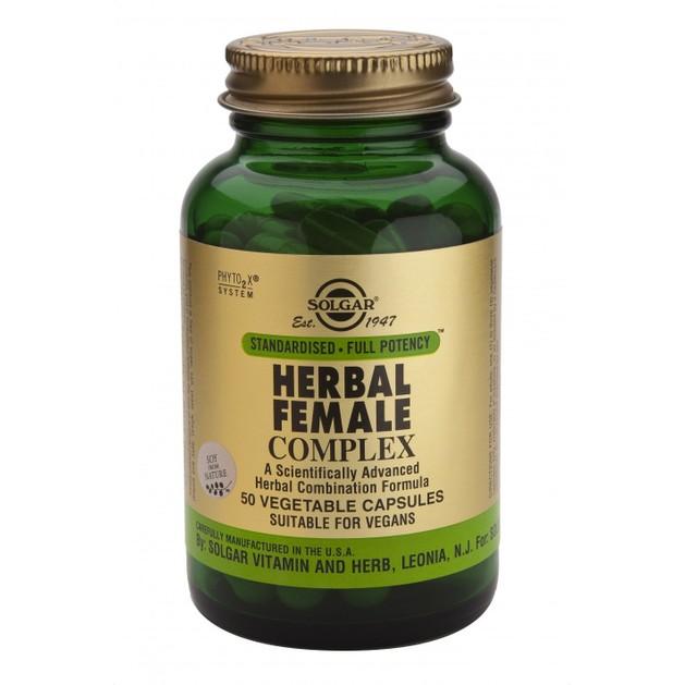 Solgar Sfp Herbal Female Complex 50 veg.caps