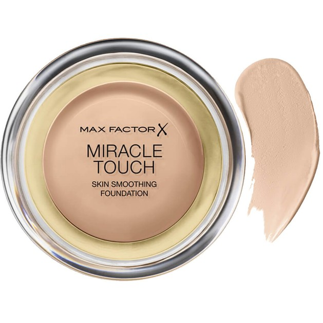 Max Factor Miracle Touch Foundation 70 Natural  (make up)