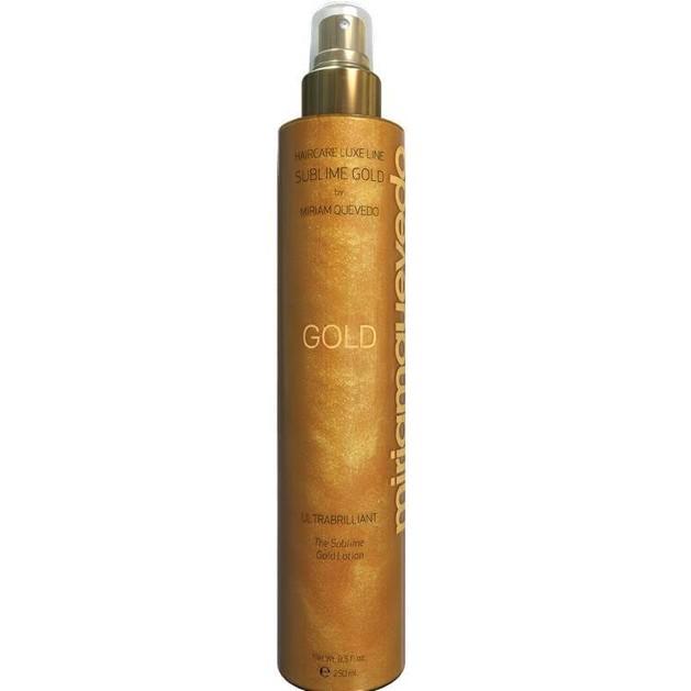 Miriam Quevedo Sublime Gold Ultrabrilliant The Sublime Gold Lotion Πολυτελής Λοσιόν 150ml