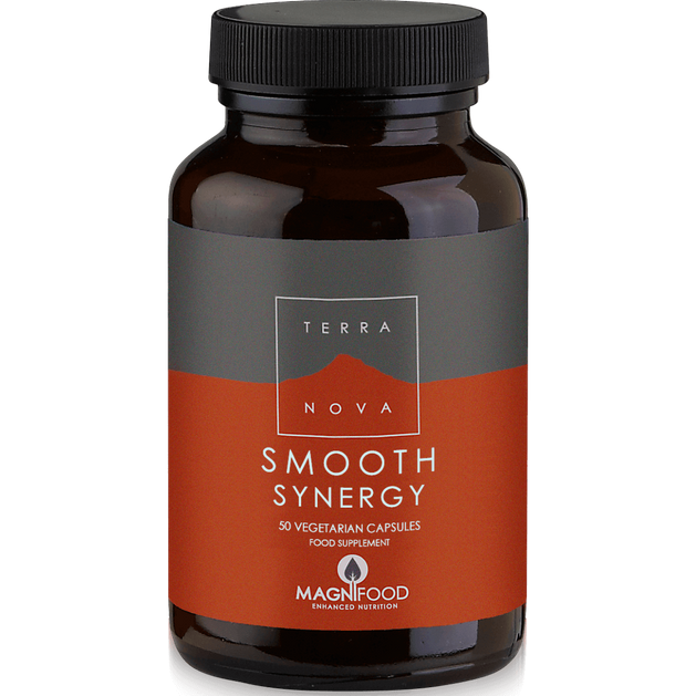 Terranova Smooth Synergy Η Νέα Αποτελεσματική Φυσική Λύση για την Αϋπνία 50caps