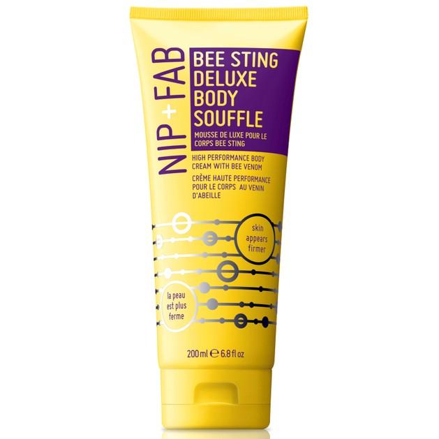 Nip + Fab Bee Sting Deluxe Body Souffle Κρέμα Σώματος για Ενυδατωμένη και Σφριγηλή Επιδερμίδα 200ml