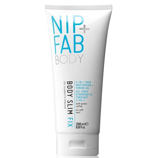 Nip + Fab Body Slim Fix Ενυδατικό Προϊόν Σώματος για πιο Λεπτό και Σφιχτό Σώμα 200ml