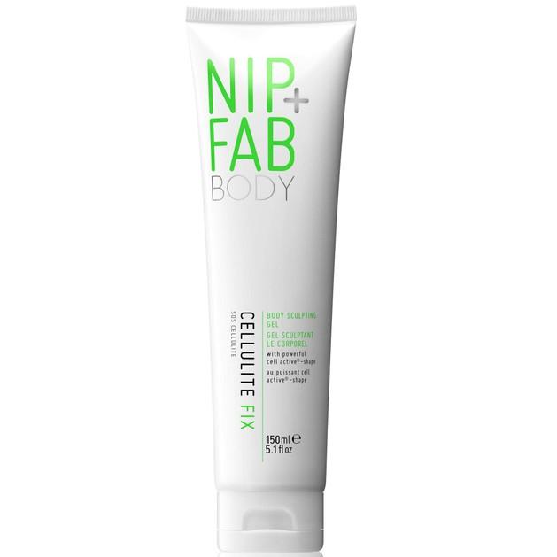 Nip + Fab Cellulite Fix Δροσερό Gel Κατά της Κυτταρίτιδας 150ml