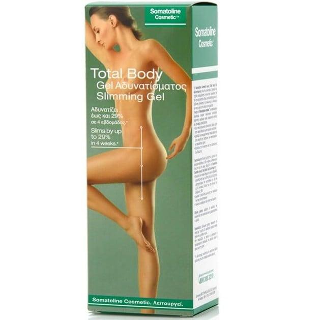 Cosmetic Total Body Gel Αδυνατίσματος 200ml - Somatoline