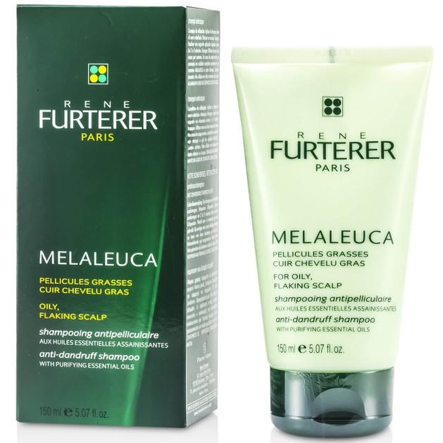 Rene Furterer Melaleuca Shampoo Pellicules Grasses Σαμπουάν Κατά της Λιπαρής Πιτυρίδας 150ml