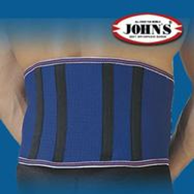 John\'s ΖΩΝΗ ΟΡΘ.ΝΕΟΠΡΕΝ 4 ΜΠΑΝ.Neoprene JOHN\'S 120112