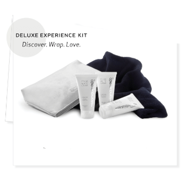 Miriam Quevedo Glacial White Caviar Hydra-Pure Gift-Set Shampoo-Masque-Cream 3x50ml
