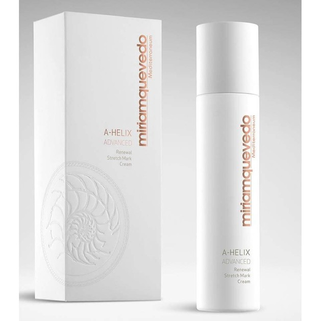 Miriam Quevedo A-Helix Advanced Renewal Stretch Mark Cream Με Εκχύλισμα Από Σαλιγκάρι 200ml