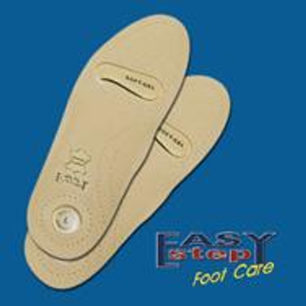 John\'s SOFT GEL DELUXE ANATOMIC EASY STEP FOOT CARE 17275