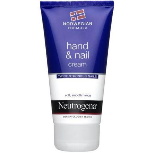 Neutrogena Hand & Nail Cream Ενυδατική Κρέμα για Χέρια & Νύχια Άμεση Ενυδάτωση & Προστασία από τις Εξωτερικές Συνθήκες 75ml
