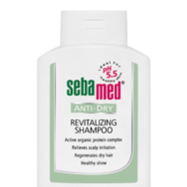 Sebamed Revitalizing Shampoo Αναζωογονητικό Σαμπουάν 200ml