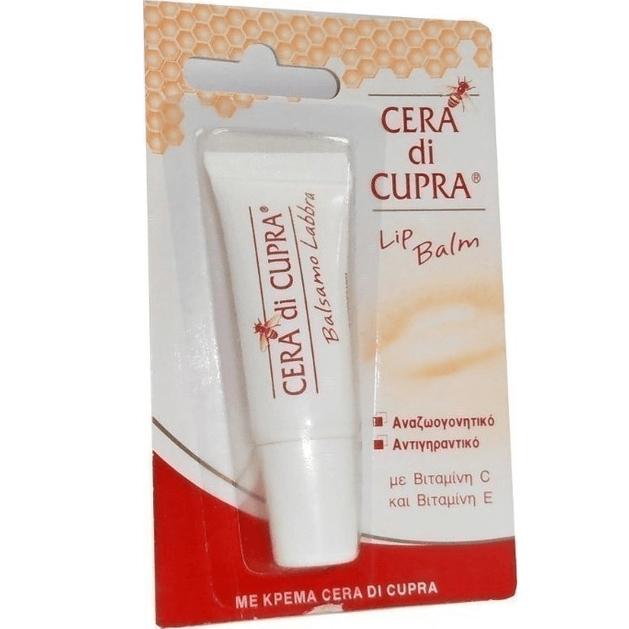 Δώρο Cera Di Cupra Lip-Balm Αναζωογονητικό Και Αντιγηραντικό Lipstick 10ml