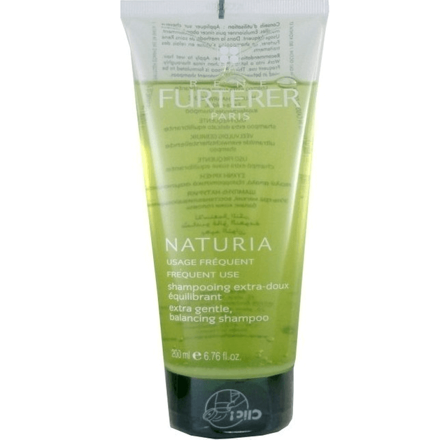Rene Furterer Naturia Gentle Balacing Shampoo Απαλό Εξισορροπιστικό Σαμπουάν 200ml