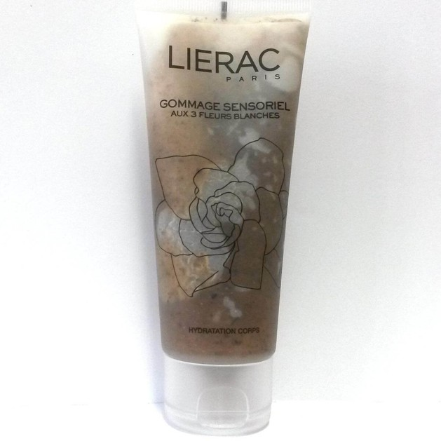 Lierac Gommage Sensoriel Travel Size 100ml