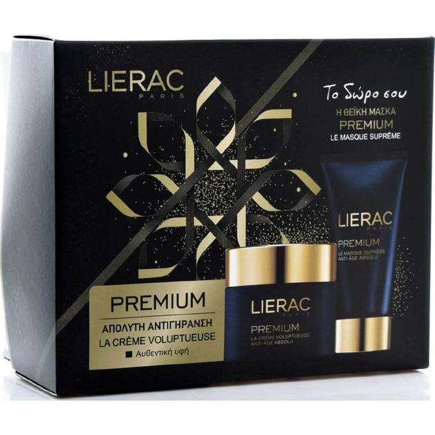 Σετ Premium Cream Volupuese 50ml & Premium Masque Supreme 75ml - Lierac