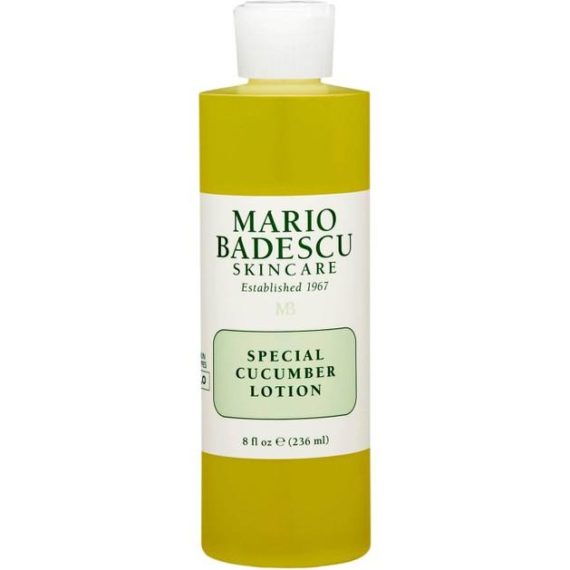 Mario Badescu Special Cucumber Lotion για τον ΕλέγχοτηςΣυμφόρησης του Σμήγματος & την Καταπολέμηση της Ακμής236ml