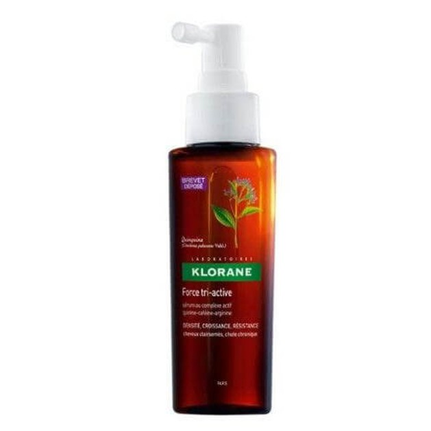 Klorane Force Tri-Active Sparce Hair Density & Hair Growth 100ml
