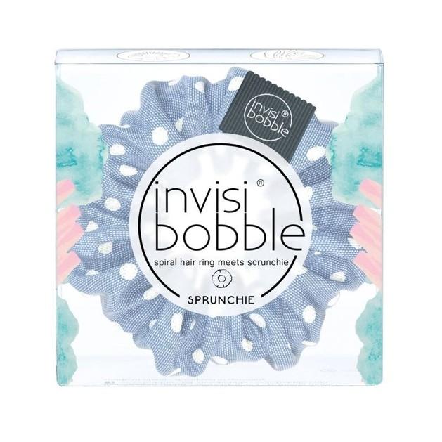 Invisibobble Original Sprunchie Dots It Λαστιχάκι Υφασμάτινης Υφής, 1 τεμάχιο