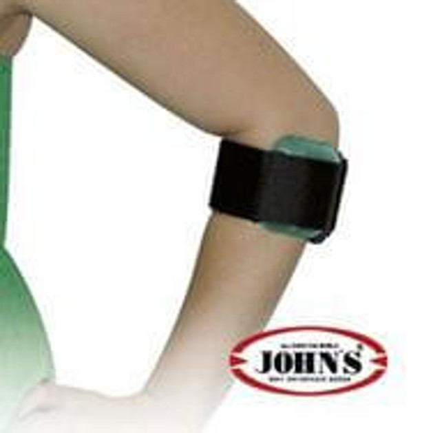 John\'s Deluxe Tennis Elbow  Gel  Air One Size 23204