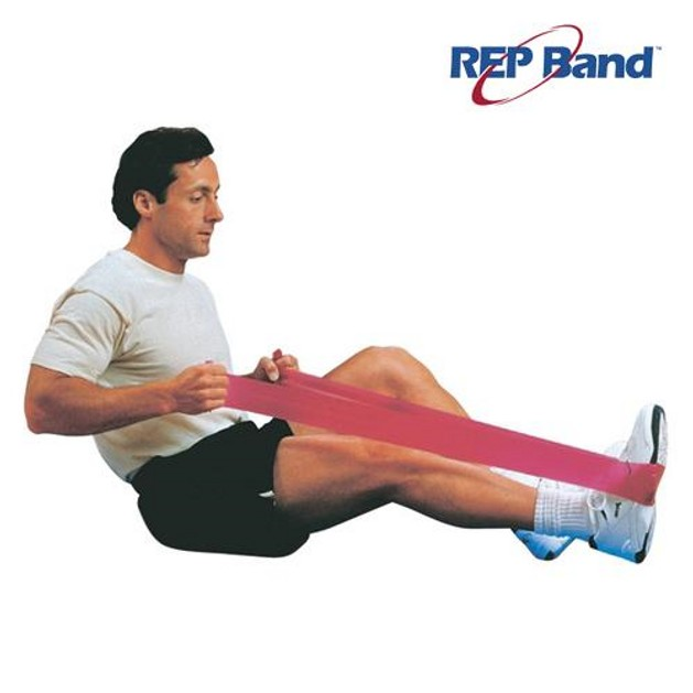 John\'s Rep Band Level 5 Plum Λάστιχο Γυμναστικής (5,5m) 233004