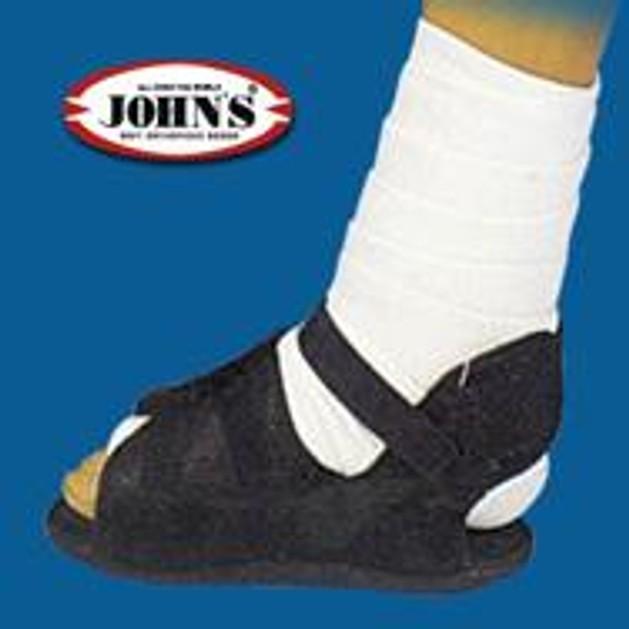 John\'s Cast Boot Παπούτσι Γύψου Κλείσιμο Με Αυτοκόλλητο 23922