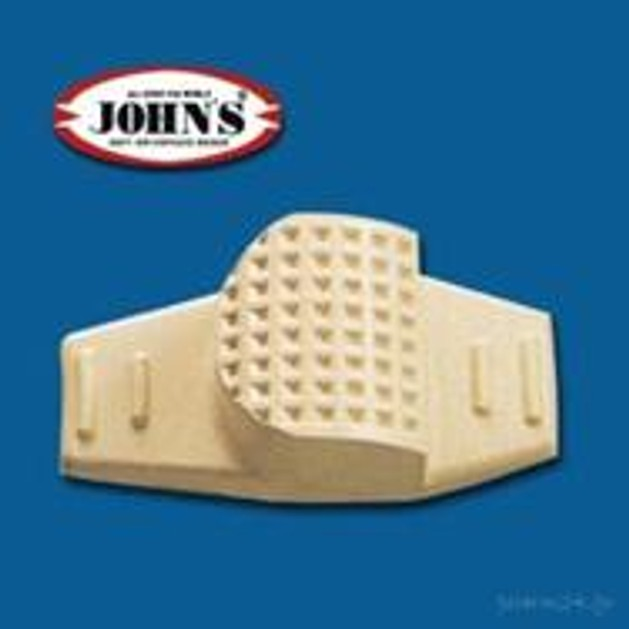 John\'s TAKOYNIA ΓΥΨΟΥ / WALKING HEEL 10.8 x 5.4 x 1.3 cm  23963