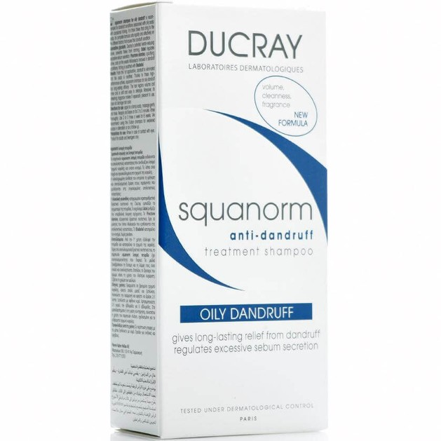 Ducray Squanorm Shampooing 200ml