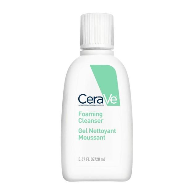 Δώρο CeraVe Foaming Cleanser Gel Καθαρισμού Προσώπου & Σώματος για Κανονική - Λιπαρή Επιδερμίδα 20ml