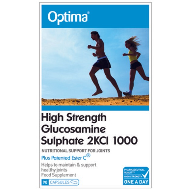 Optima Glucosamine Sulphate 1000mg caps