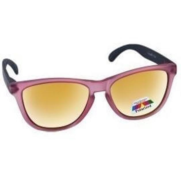 Eyelead Γυαλιά Ηλίου Παιδικά με Κόκκινο - Μαύρο Σκελετό Κ1034