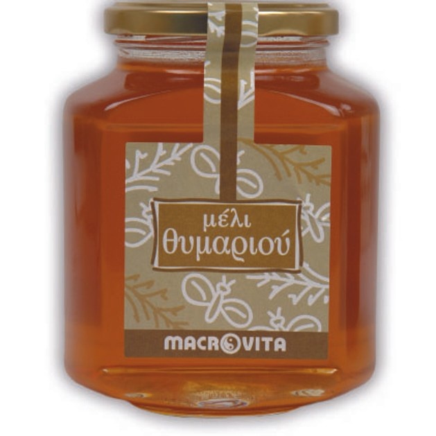 Macrovita Μέλι Θυμαριού 400gr