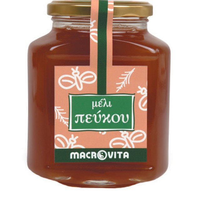 Macrovita Μέλι Πεύκου 400gr