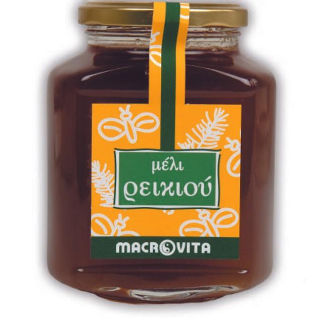 Macrovita Μέλι Άνθη Ρείκι 400gr