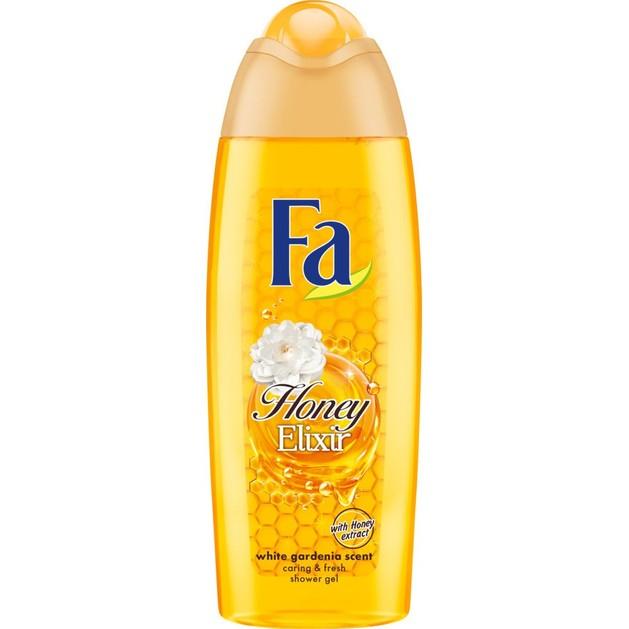 Fa Honey Elixir Περιποιητικό & Αναζωογονητικό Αφροντούς με Εκχύλισμα Μελιού & με Άρωμα Λευκής Γαρδένιας 250ml