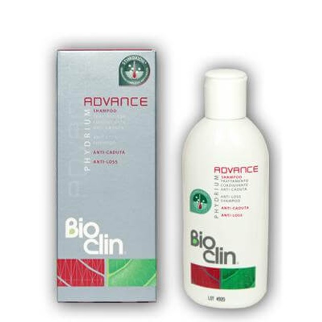 Bioclin Phydrium Advance Anti-loss Shampoo 200ml