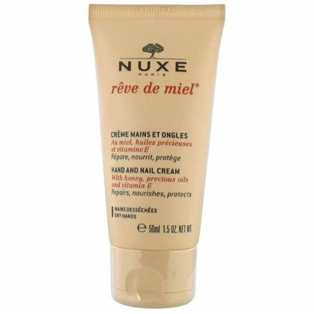 Reve De Miel Cream Mains Et Ongles 50ml - NUXE