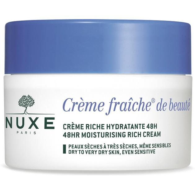 Nuxe Creme Fraiche de Beaute Moisturising Rich Cream 50ml