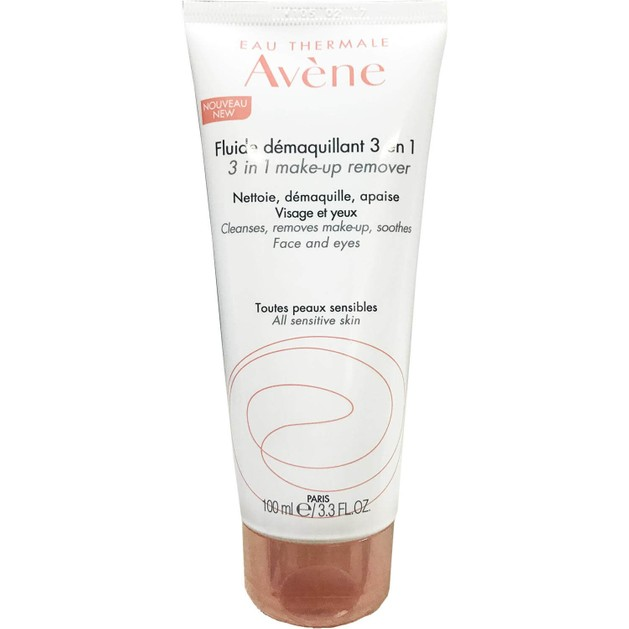 Avene Fluide Demaquillant 3-in-1, 100ml