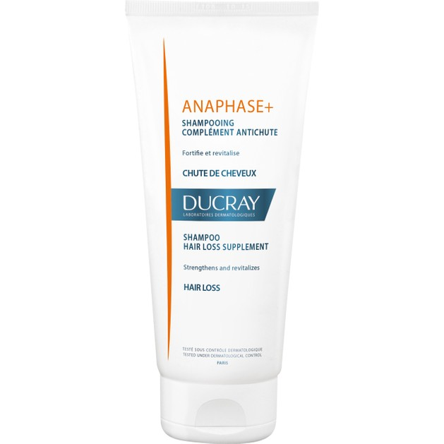 Ducray Anaphase+ Shampooing Complement Antichute Τονωτικό Shampoo Κατά της Τριχόπτωσης 200ml Promo -15%