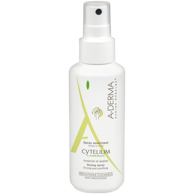 Cytelium Drying & Soothing Spray 100ml - A-derma
