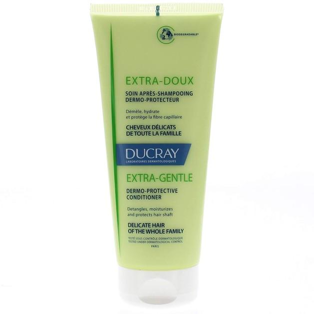 Ducray Extra-Doux Soin Apres Shampooing Dermo-Protecteur Φροντίδα των Εύθραυστων Μαλλιών για Μετά το Λούσιμο 200ml