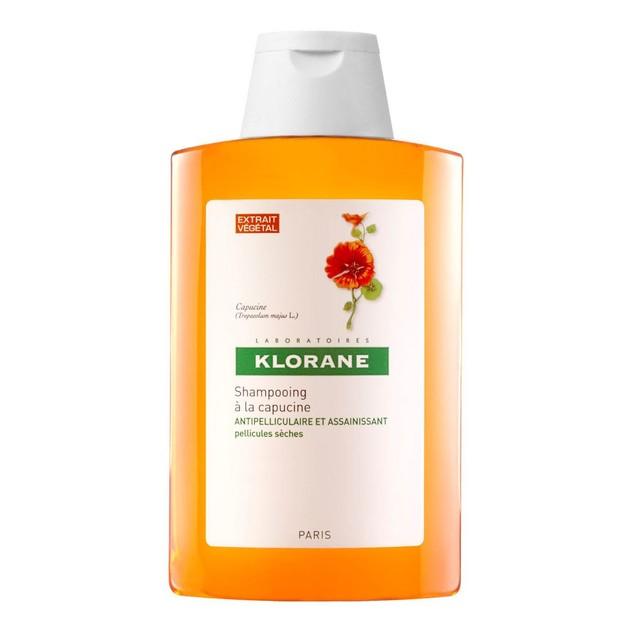 Klorane Shampoo Capucine Σαμπουάν με Καπουτσίνο Κατά Της Πιτυρίδας 200ml